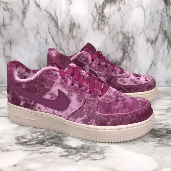Air Nike 1 Force New Low Berry Nwt Velvet 0wPknO